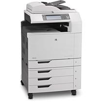 Impressora Hp Multifuncional Laser Color A3 Cm6040f Q3939a