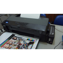 Conversão De Impressora Epson L1300 Para Tinta Eco Solvente