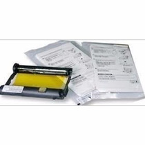Papel / Ribbon Impressora P110s Hiti 10x15 (chip Sa / Eu)
