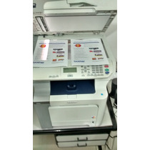 Impressora E Copiadora Colorida Brother Semi Nova R$ 1.499
