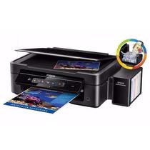Impressora Multifuncional Epson L365 Ecotank Wi-fi Usb Nf