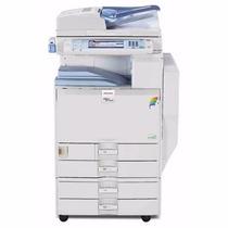Impressora Laser Colorida Multifuncional Ricoh Aficio Mpc205