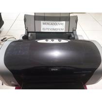 Impressora Epson R200 Com Defeito - Fotos Reais