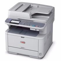 Impressora Oki Multifuncional Mb491 + Toner Extra