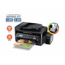 Multifuncional Epson Eco Tanque L565 Wi-fi + 400 Ml Tintas