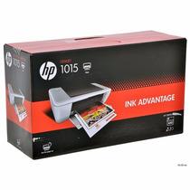 Impressora Hp Jato De Tinta Deskjet 1015 Branca