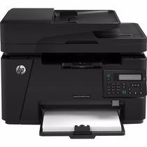 Impressora Multifuncional Hp M127fn Laserjet Ce658a #nii1