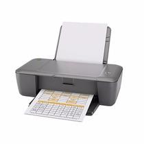 Impressora Hp Deskjet 1000 Tinta Colorida J110a - Ch340c