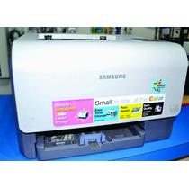 Impressora Samsung Clp300 Laser Color (defeito)