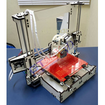 Impressora 3d Graber I3 Gtmax3d - Kit Completo + Brinde
