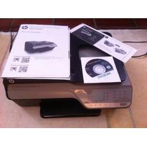 Impressora Multifuncional Hp 4625 Wireless, Scanner E Fax