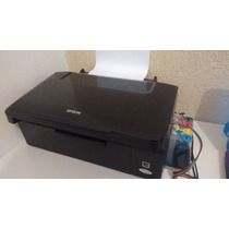 Impressora Epson Com Bulk Ink Multifuncional