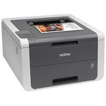 Impressora Brother Hl 3140 Cw ( Rede - Colorida A Laser )