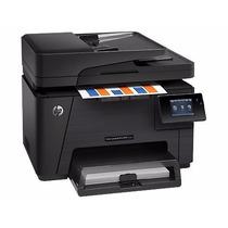 Multifuncional Hp Laserjet Color Pro M177fw Mfp