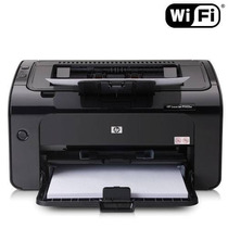 Impressora Hp Pro Laserjet P1102w Wireless - 220v