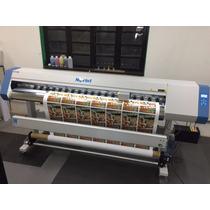 Niprint - Plotter De Impressão Eco Solvente - Sj9 180e