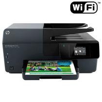 Impressora Multifuncional Hp Officejet Pro 6830 Wi-fi Fax Nf