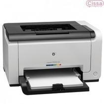 Impressora Laserjet Color Hp Cp1025 128 Mb Usb Branco/preto