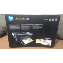 Impressora Multifuncional Hp Deskjet F4480 R$ 300,00