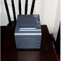 Impressora Térmica Epson Tm L90 Etiquetas / Cod Barras
