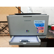 Impressora Laser Color Samsung Clp310 No Estado