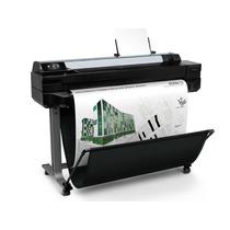 Plotter Formato Hp Cq893a#b1k Designjet T520 Eprinter 91cm