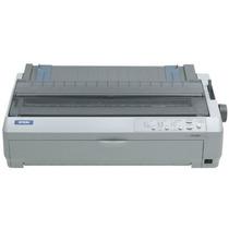 Impressora Matricial Fx 2190 Epson Novo E Barato