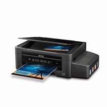 Impressora Multifuncional L365 Eco Tanque Tinta Sublimática
