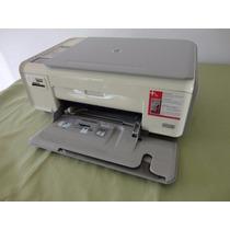 Impressora Hp Photosmart C4280 Sem Cartucho.funcionando