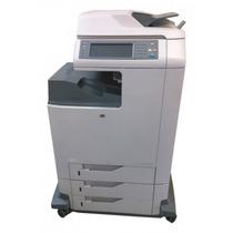 Impressora Multifuncional Laserjet Colorida Hp Cm4730n