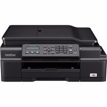Impressora Multifuncional Inkbenefit Mfcj200 Brother Wi-fi
