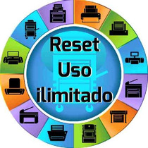 Reset Epson L110, L210, L355, L800
