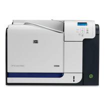 Impressora Hp Laserjet Cp3525dn Color Duplex E Rede Revisada