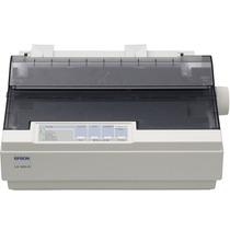 Frete Gratis Epson Lx-300+ Ii Usb Semi-nova C/ Nota Fiscal