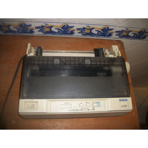 Impressora Epson Lx 300 Perfeita (com Nota Fiscal)