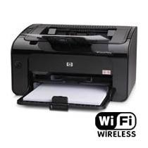 Impressora Laser Hp Eprint P1102w Lacrada Sem Fio Com Nfe