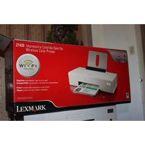 Impressora Lexmark Z1420 Wireless Nova.