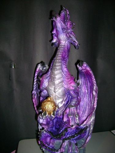 Incensário Dragão Alado