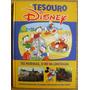 Livro Tesouro Disney Ns. 01, 04, 05, 11, 12, 13