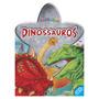 Livro Infantil Colorindo Dinossauros Blu Editora