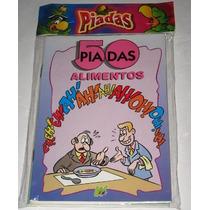 Coleção Piadas - 8 Livros Infantis