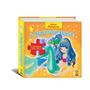 Livro Infantil Princesas Quebra-cabeça - A Pequena Sereia