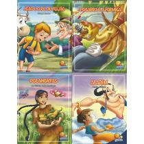 Coleção 8 Livros Clássicos Encantados Kit 1