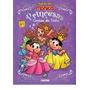 Livro Turma Da Mônica Princesas E Contos De Fadas (lilás)!