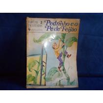 Livro Infantil Pedrinho E O Pé De Feijão Fábulas Encantadas