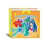 Princesas Livro Quebra-cabeça - A Pequena Sereia - Fapi