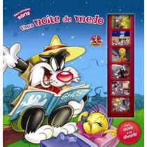 Coleção Meus Primeiros Sons - Looney Tunes- Livro Para Ouvir