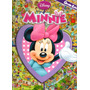Livro Disney Onde Está Minnie