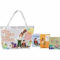 Coleção Clássicos Da Literatura Infantil + Bolsa Plástica