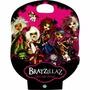 Maleta Infantil Monster Hight Bratzillaz 8 Livros+dvd Brind